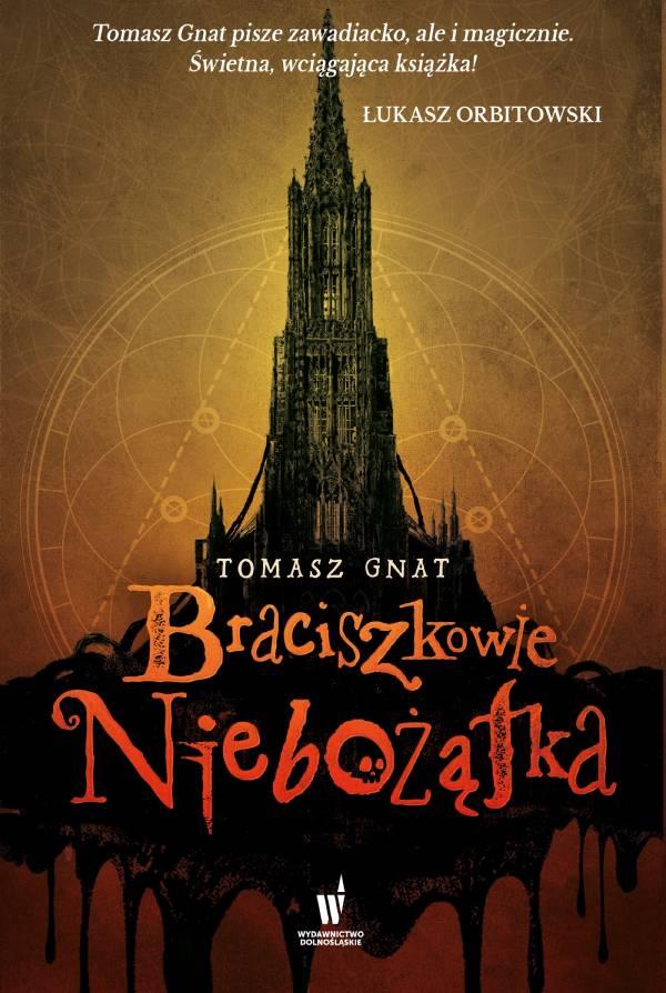 Braciszkowie Niebożątka - okładka książki