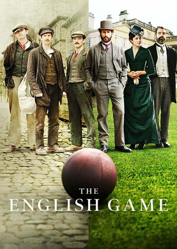 Angielska Gra — Plakat promocyjny