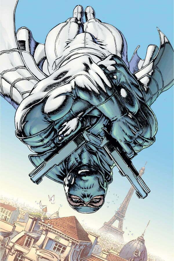New X-Men: Piekło na ziemi — okładka alternatywna