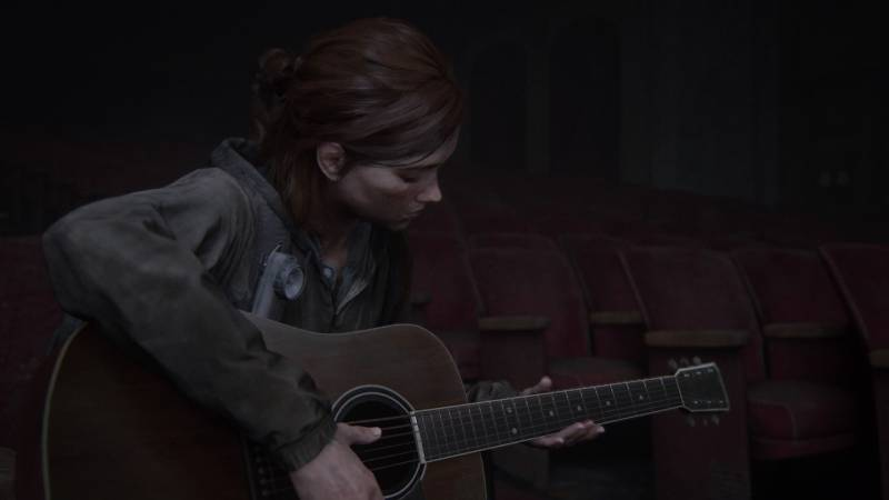 The Last of Us: Part II - screen z gry