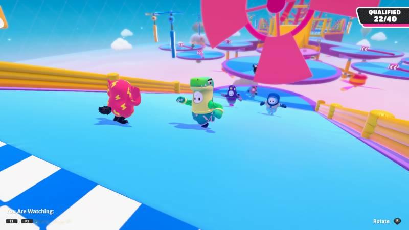Fall Guys - screen z gry