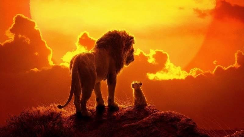 Król Lew – grafika promocyjna filmu
