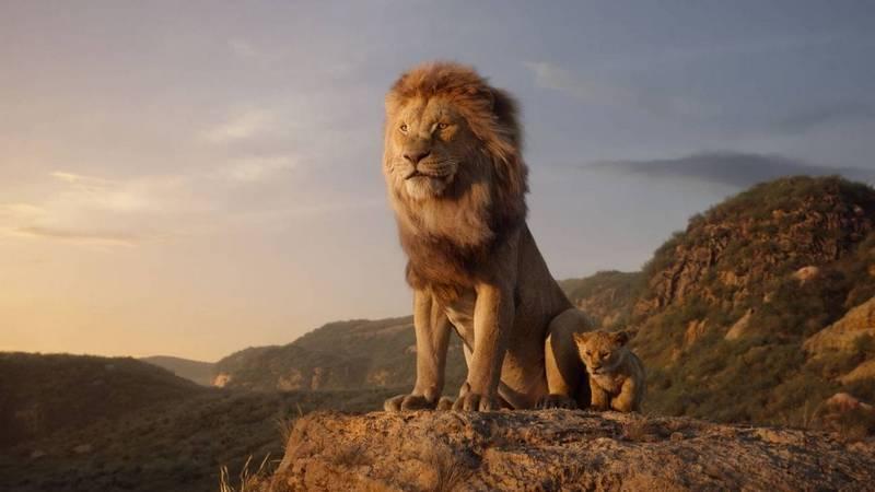 Król Lew – kadr z filmu