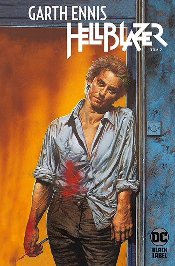 Hellblazer t.2 - okładka
