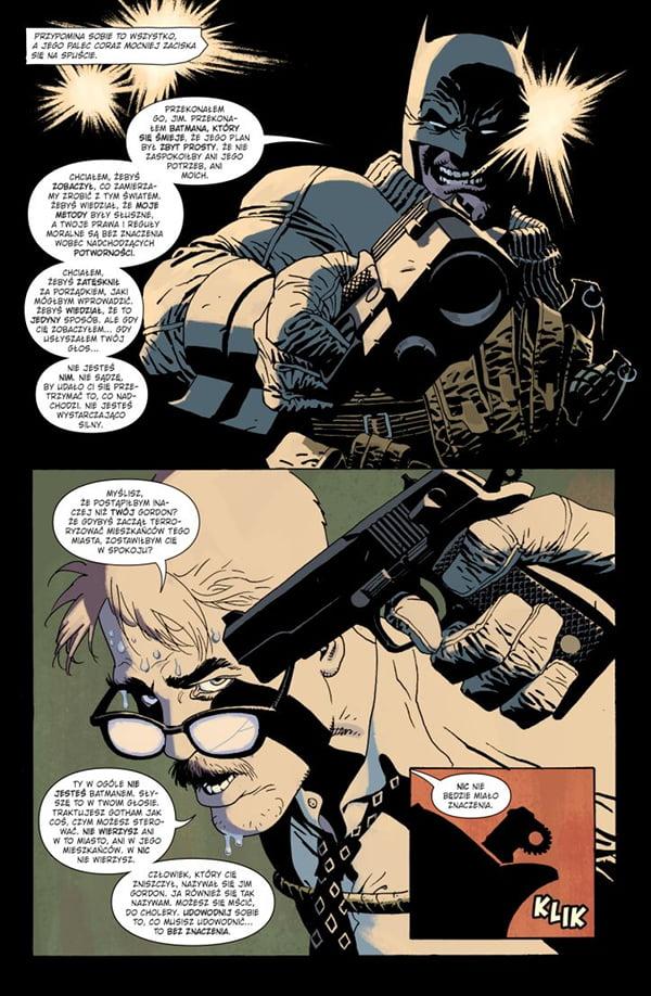The Batman Who Laughs - multum napięcia