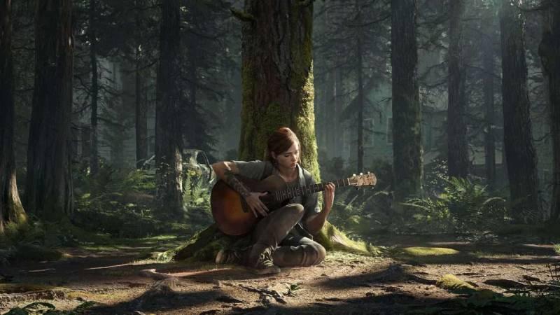 The Last of Us: Part II - grafika promująca