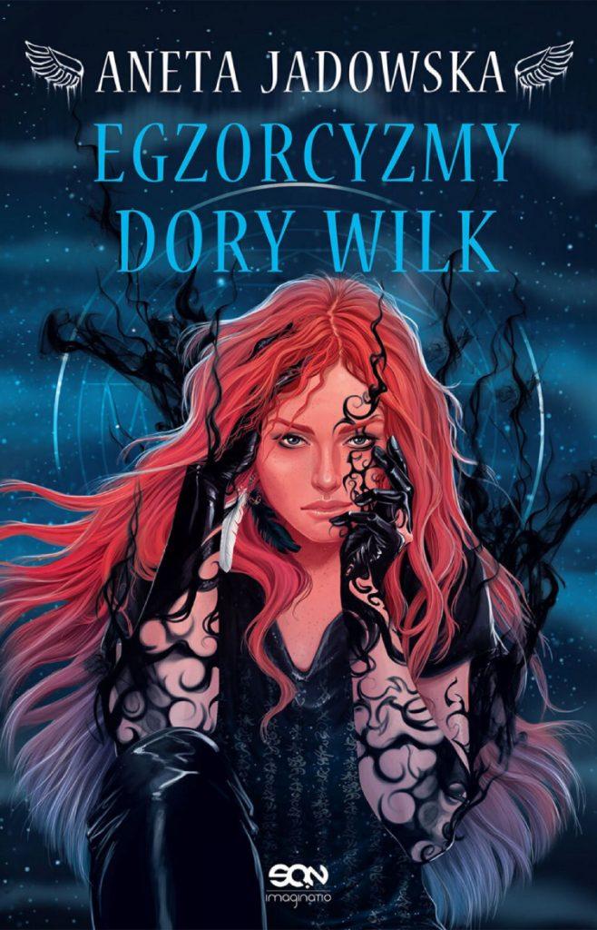 Egzorcyzmy Dory Wilk - okładka książki