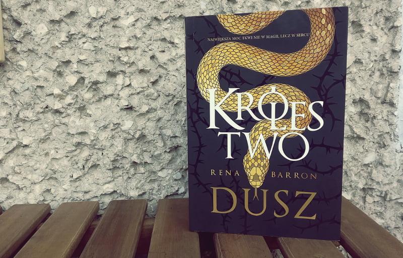 Królestwo Dusz - okładka książki