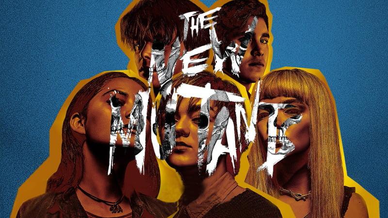 Nowi Mutanci - plakat filmu