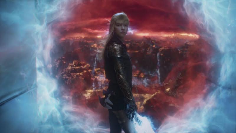 Nowi Mutanci - kadr z filmu