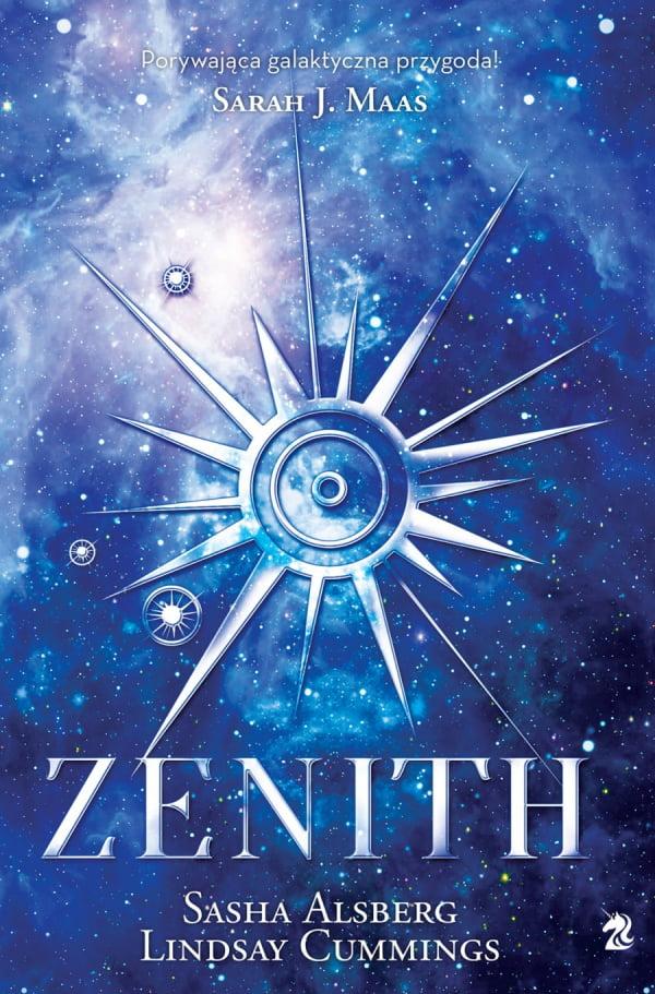 Zenith - okładka książki