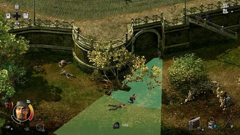 Commandos 2: HD Remaster - screen z gry