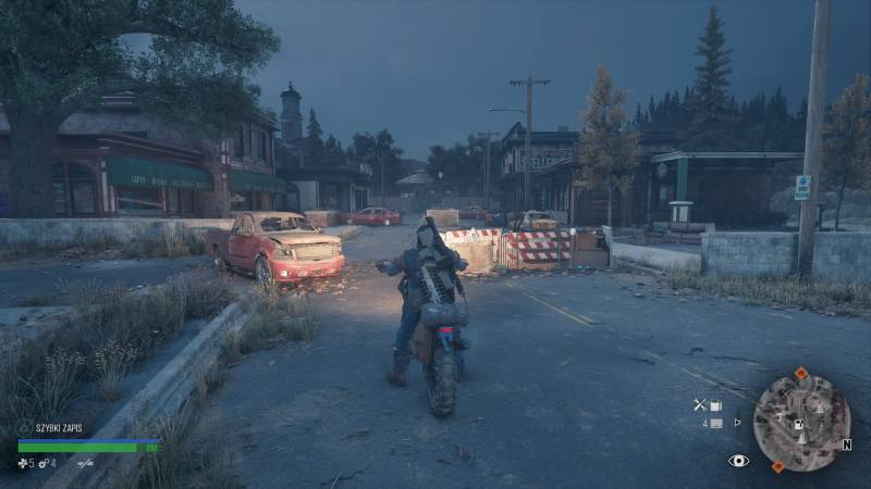 Screen z gry - Days Gone