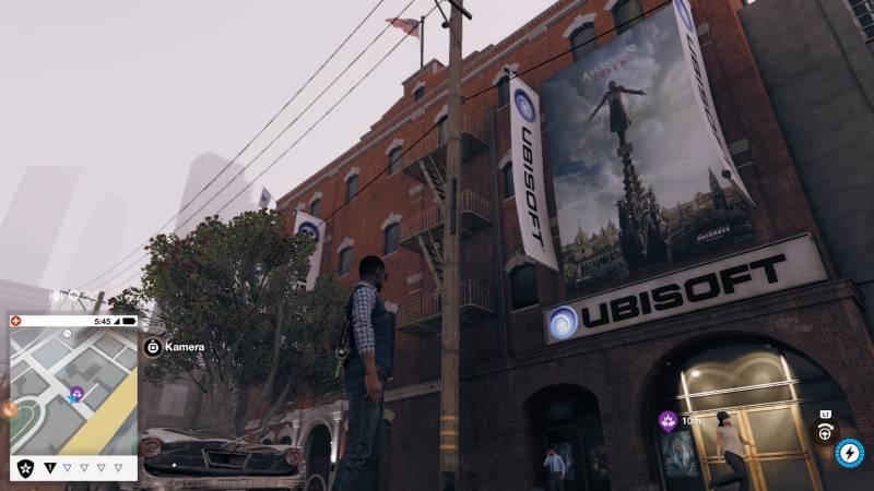Screen z gry - Watch Dogs 2