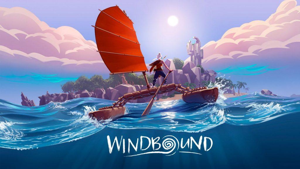Windbound - okładka gry