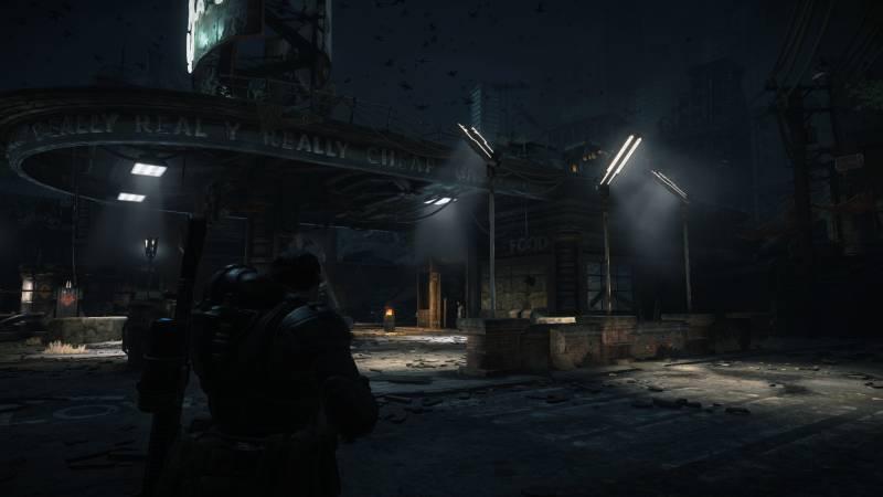 Screen z gry - Gears of War: Ultimate Edition