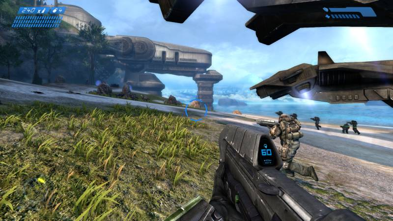 Screen z gry - Halo: The Master Chief Edition