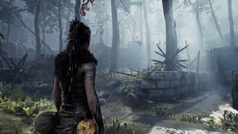 Screen z gry - Hellblade: Senua's Sacrifice