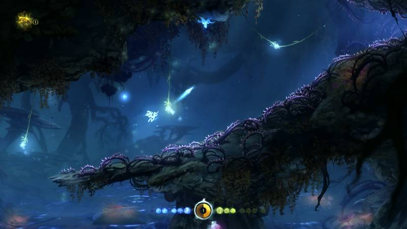Screen z gry - Ori and The Blind Forest