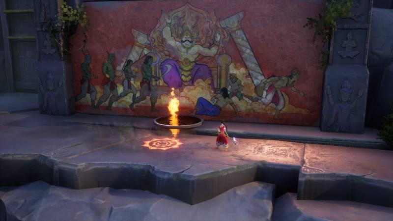 Raji: An Ancient Epic – screen z gry