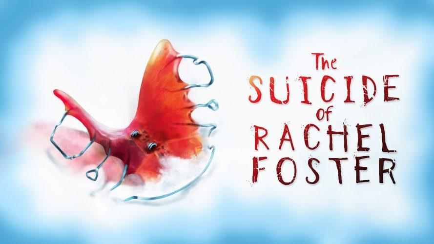 The Suicide of Rachel Foster - okładka gry