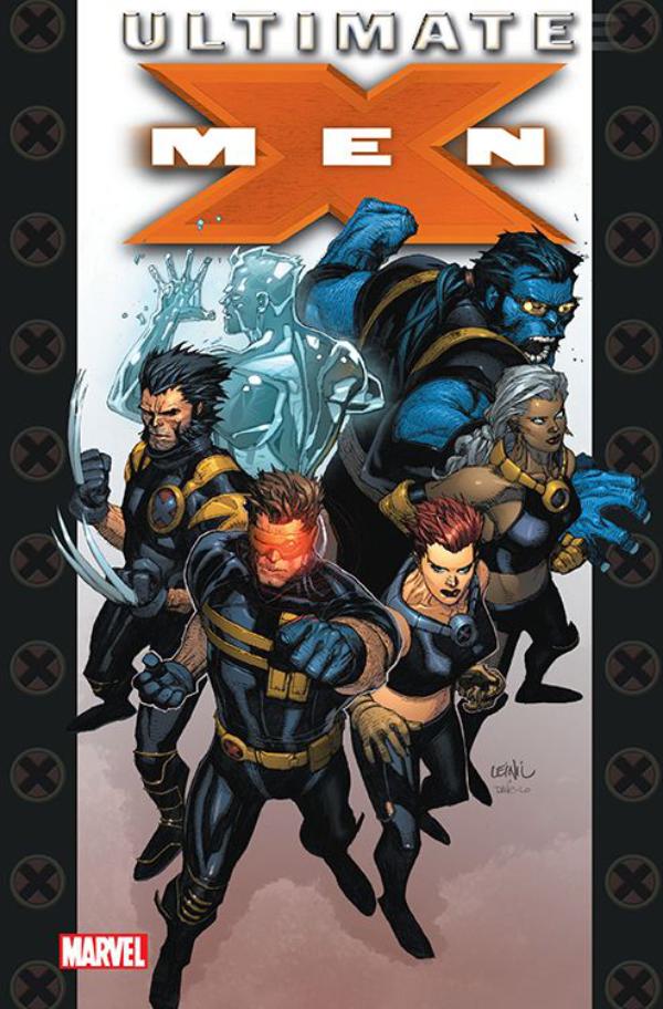 Ultimate X-Men - okładka komiksu