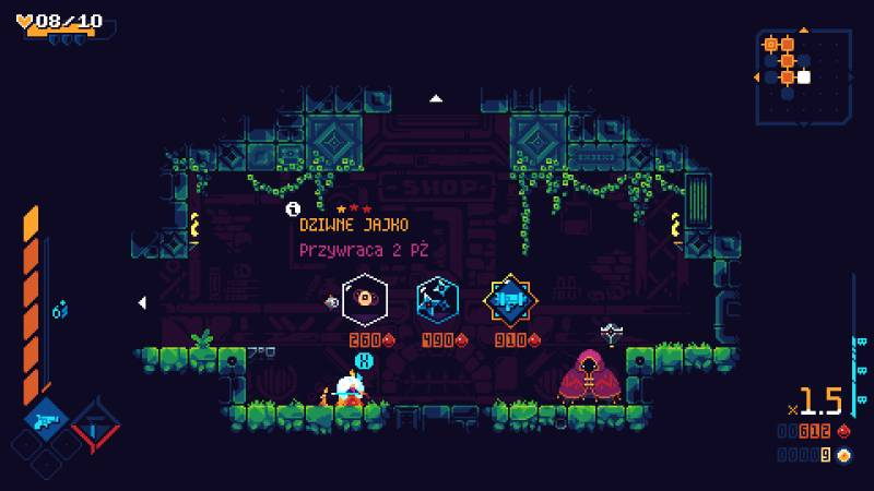 ScourgeBringer – screen z gry