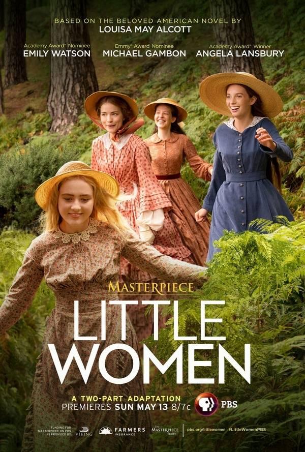 Małe kobietki – plakat serialu