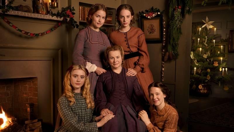 Małe kobietki – kadr z serialu