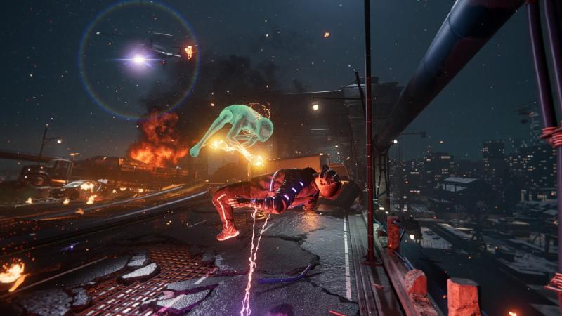 Spider-Man: Miles Morales - zrzut z gry