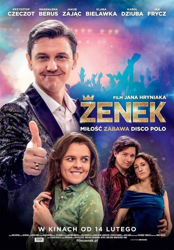 Zenek – plakat filmu