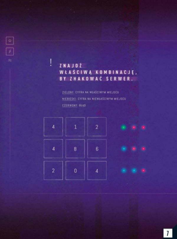 """Przykładowe zadanie z gry """"Escape Quest. Za garść dolarów"""" - czy umiesz je rozwiązać?"""