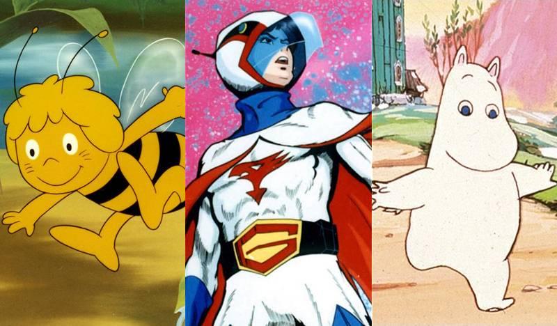 Anime z czasów przed Polonią 1 – największe ikony