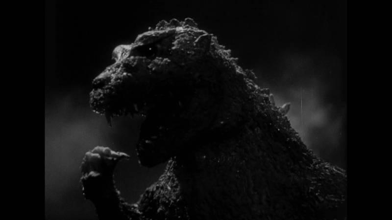 Klatka z filmu Godzilla