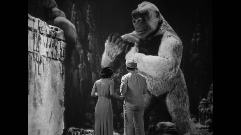 Klatka z filmu Son of Kong