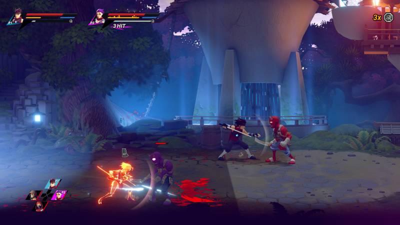 Shing! – screen z gry