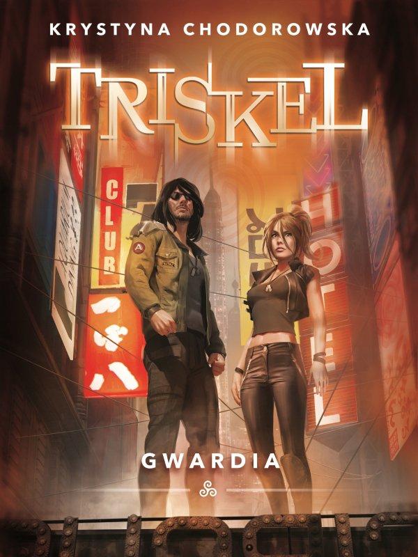 Triskel. Gwardia - okładka książki