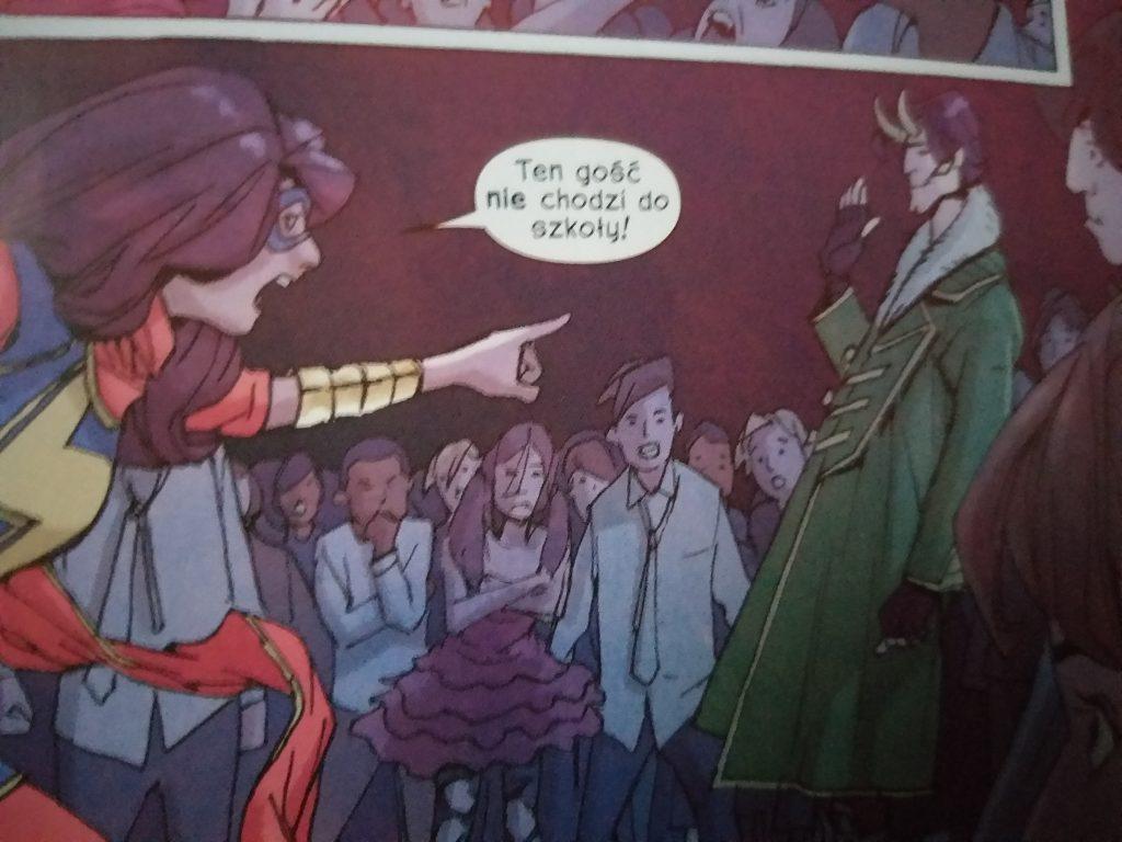 A oto Loki - poziom sprytu wysoki.
