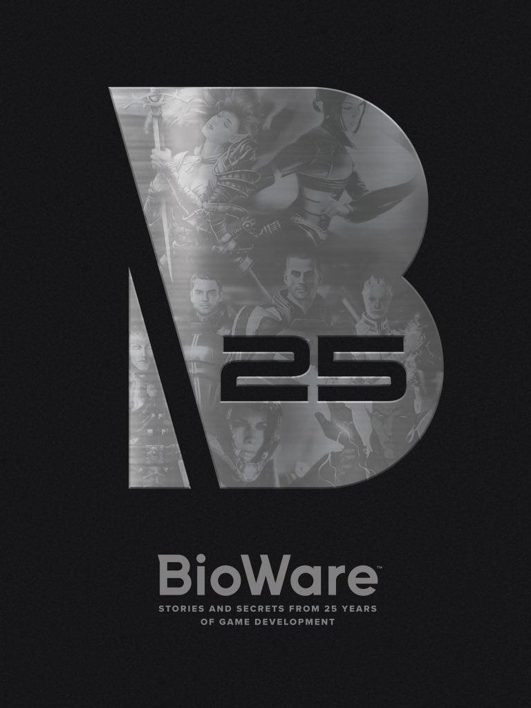 BioWare: Stories and Secrets - okładka