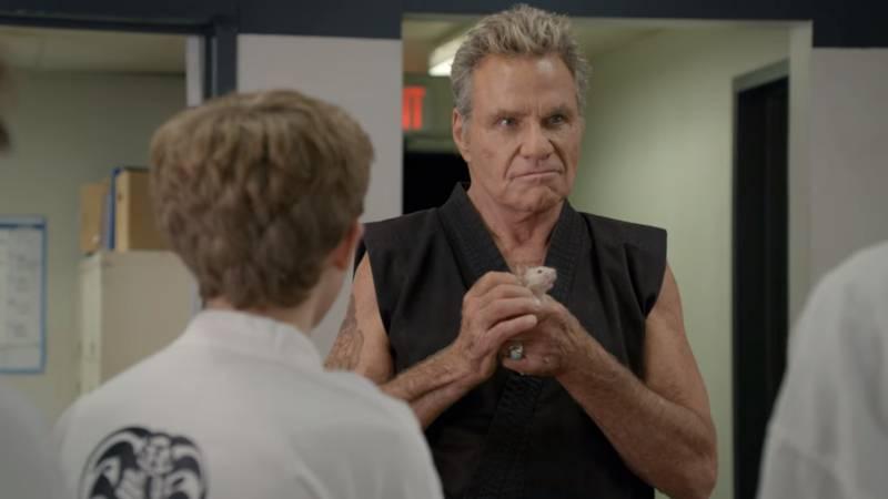 Oczywiście zgodzi się Pan ze mną, Mistrzu Splinter?