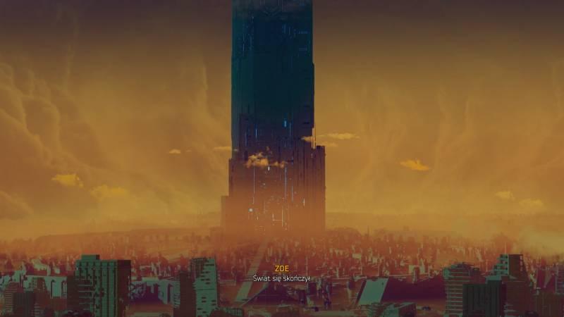 Ghostrunner – screen z gry
