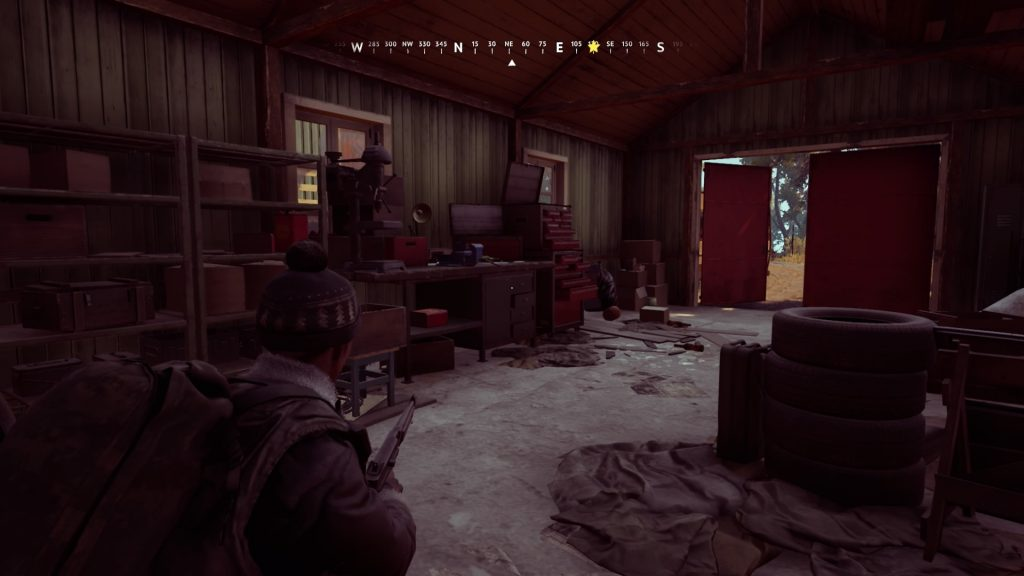 Vigor - screen z gry