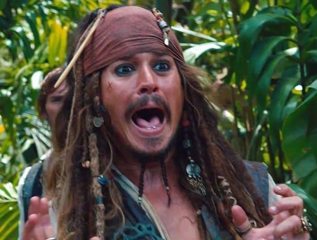 Oto Jack Sparrow - not minded narrow.