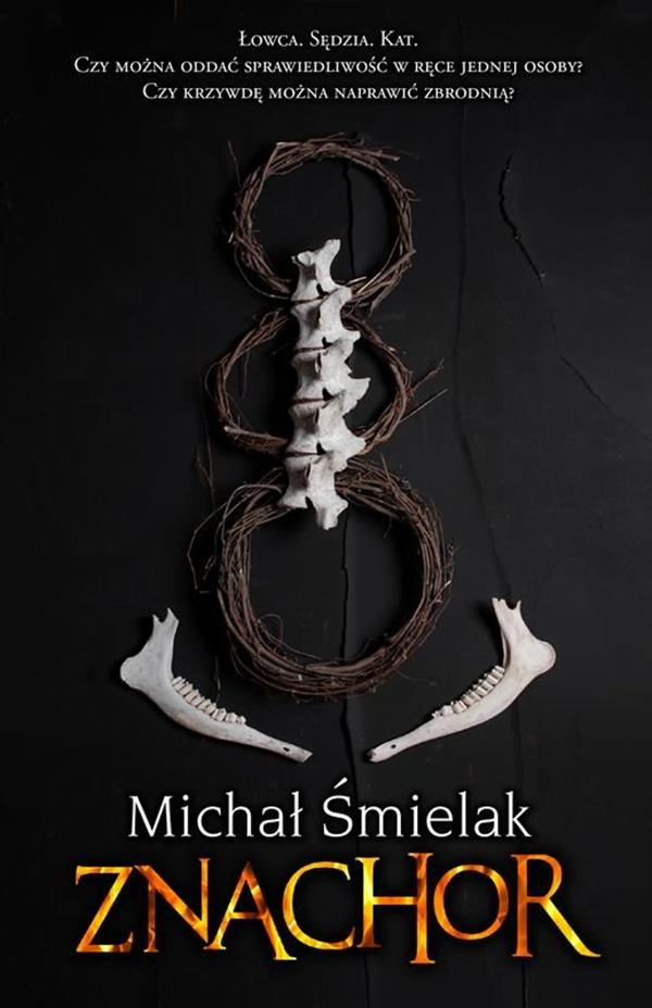 Znachor Michała Śmielaka, okładka