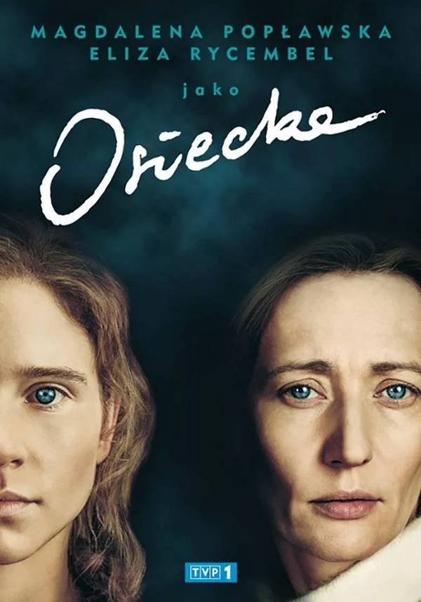 Osiecka – plakat serialu