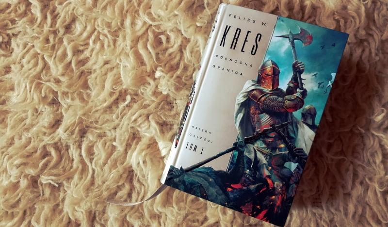 Północna granica - okładka książki