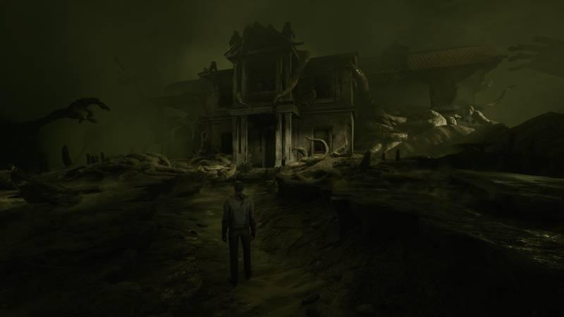 The Medium - screen z gry