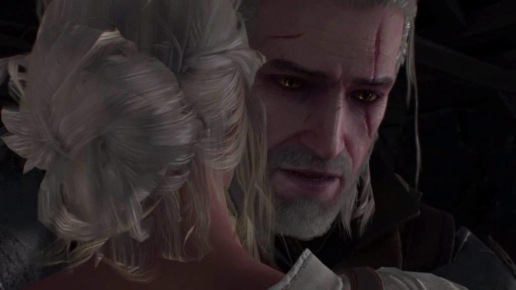 Wiedźmin III - screen z gry