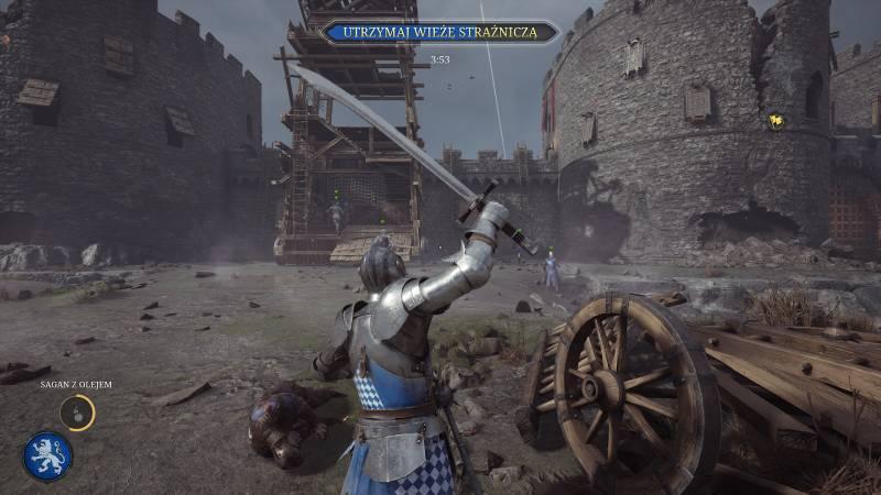 Chivalry 2 - screen z gry