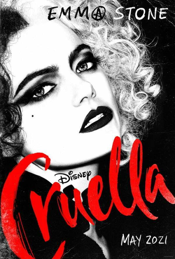 Cruella - Plakat promocyjny